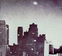 1965, UFO sopra New York
